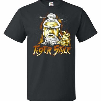 Tiger Style Unisex T-Shirt