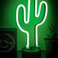"Merkury Innovations | Cactus 12"" LED Lamp 