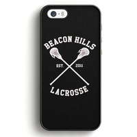 Beacon Hills Cyclones Teen Wolf White iPhone 5|5S Case | Aneend
