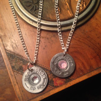 Remington/Winchester Shotgun Shell Necklace