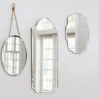 Eleanor Frameless Mirrors