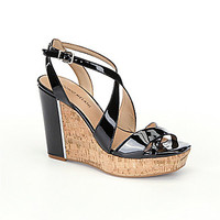 Antonio Melani Sydniee Slingback Wedge Sandals