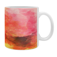 Allyson Johnson Early Sunset Coffee Mug