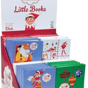 The Elf On The Shelf Little Notebook Case Pack 24