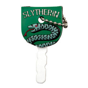 Slytherin Crest Key Cover | Universal Studios Merchandise