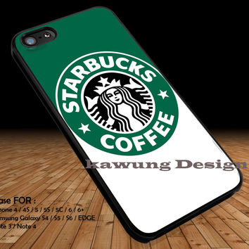 Green White Logo iPhone 6s 6 6s+ 5c 5s Cases Samsung Galaxy s5 s6 Edge+ NOTE 5 4 3 #art DOP2257