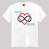 Infinity- Nash Grier Small -2 XL Short Sleeve TShirt