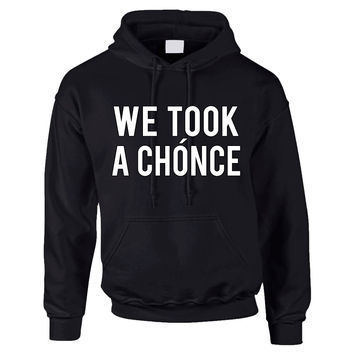 Niall Horan We took a chonce Women's Hoodie