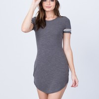 MVP Ribbed Dress