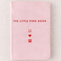 The Little Pink Book By Madeline Teachett | Urban Outfitters
