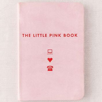 The Little Pink Book By Madeline Teachett   Urban Outfitters