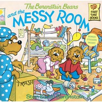 The Berenstain Bears and the Messy Room - Walmart.com