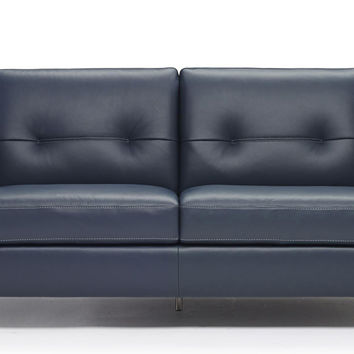 Shop Natuzzi Leather Sofa on Wanelo