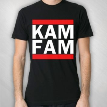 Kalin and Myles - KAMFAM tee [KAM1001]: Now Just $25.00