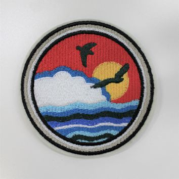 """Sea View"" Patch"