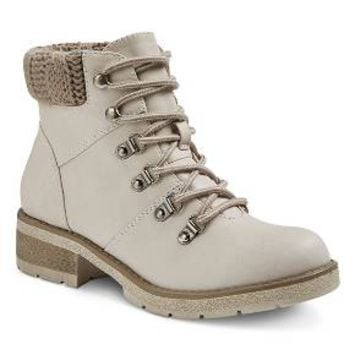 Women's Delores Shearling Style Boots - Mossimo Supply Co. ™