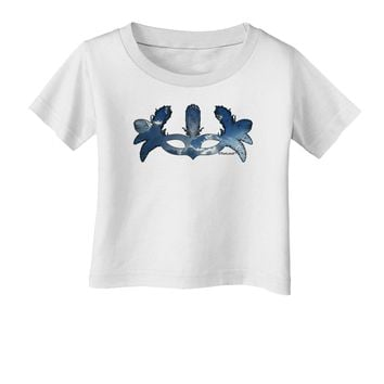 Air Masquerade Mask Infant T-Shirt by TooLoud