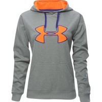 Under Armour Women's Storm Big Logo Hoodie - Dick's Sporting Goods