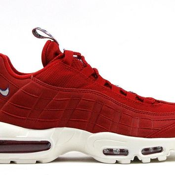 "Nike Air Max 95 TT ""Gym Red/Sail-Gym Blue"""