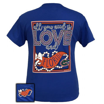 Florida Gators All You Need Is Love T-Shirt