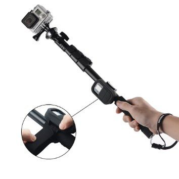 kootek extendable camera gopro pole from amazon. Black Bedroom Furniture Sets. Home Design Ideas