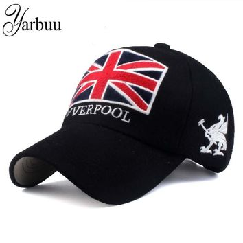 Trendy Winter Jacket [YARBUU] 2017 new fashion winter baseball cap Nylon keep warm hats for men and women casquette polo 4 Colors for Choice AT_92_12