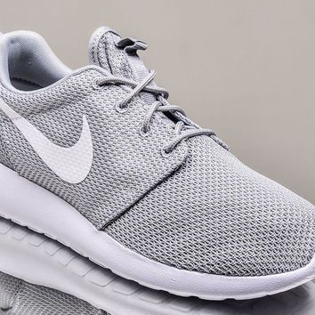 Nike Roshe One men lifestyle casual sneakers rosherun NEW wolf grey 511881-023