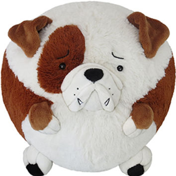 Squishable Bulldog: An Adorable Fuzzy Plush to Snurfle and Squeeze!