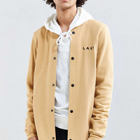 Lazy Oaf Sandstone Bomber Jacket - Urban Outfitters