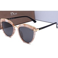 Dior men and women trendy fashion sunglasses F-HWYMSH-YJ C2