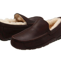 UGG Ascot China Tea Leather - Zappos.com Free Shipping BOTH Ways