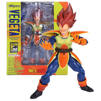 Vegeta Original armor sh figuarts action figure