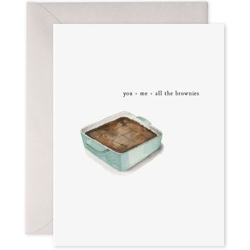 All the Brownies Card