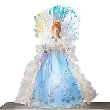 Fiber Optic Christmas Tabletop Figurine, Decoration