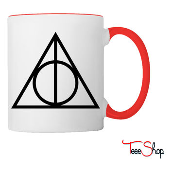 Deathly Hallows Coffee & Tea Mug
