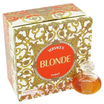 BLONDE by Versace Pure Perfume 1-2 oz