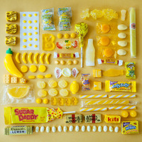YELLOW the sugar series by sugartowne on Etsy