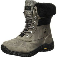 QIYIF UGG Women's Adirondack II Winter Boot