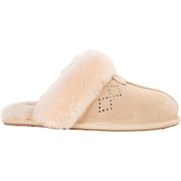 Ugg Women's Scuffette II Crystal Diamond Slipper - 12 B(M) US