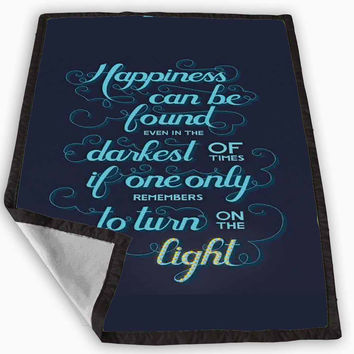 Harry Potter Sirius Black Quotes Blanket for Kids Blanket, Fleece Blanket Cute and Awesome Blanket for your bedding, Blanket fleece *