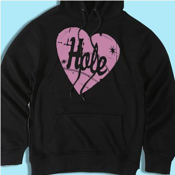 Hole Band 90 S Grunge Courtney Love Riot Grrrl Men'S Hoodie