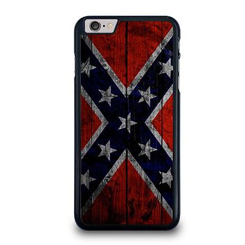 WOODEN REBEL FLAG iPhone 6 / 6S Plus Case Cover