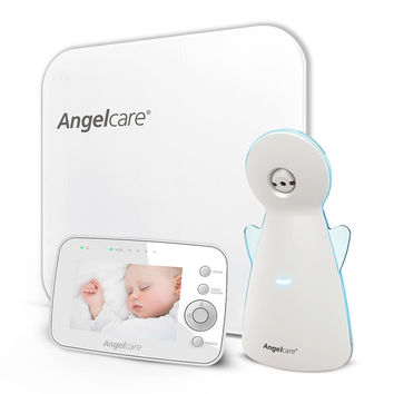 Angelcare 3.4 inch Movement Video and Sound Monitor - AC1300
