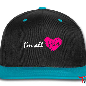 i'm all his Snapback