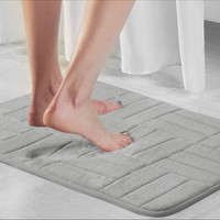 Popular Bath Products Parquete Bath Mat
