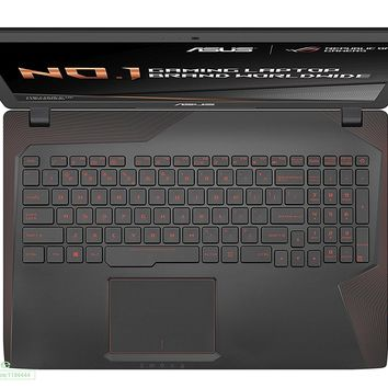 17.3 15.6 inch Notebook keyboard cover protector For Asus Rog Strix FX53VD ZX53VE ZX73VD GL753VM GL553 FX73VD GL753VD ZX553VD