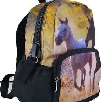 Lovely Horse Backpack