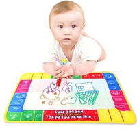 Water Drawing Painting Writing Board Play Mat Magic Pen 45X29cm Kids Toys 19383 Baby [7897618887]
