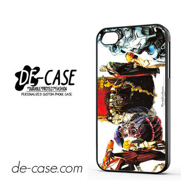 Overlord Japan Manga DEAL-8331 Apple Phonecase Cover For Iphone 4 / Iphone 4S