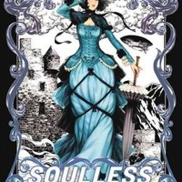 Soulless 2: The Manga (Soulless : the Manga)